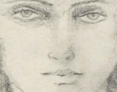 Fancied Portrait-Illustration