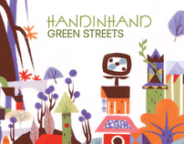 Green Streets Album, Artwork & Event
