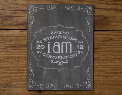 Stampin Up! Convention Workbook 2012