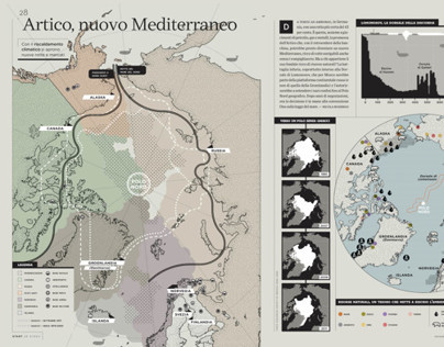 WIRED - Maps and infographics