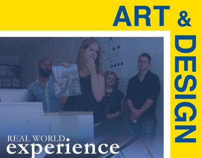 South Dakota State University - Visual Arts Banners