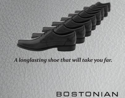 Bostonian Shoe - Magazine Advertisements