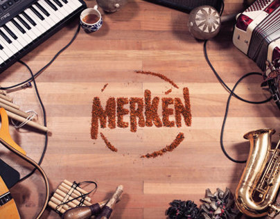 Merkén Website / Art Direction