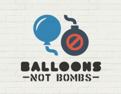 Balloons Not Bombs