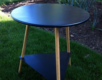ReDesigned Side Table