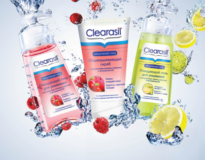 Clearasil key visual reconstruction