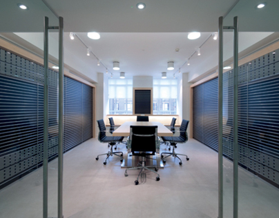 Li & Fung Office - Marylebone Road, N1