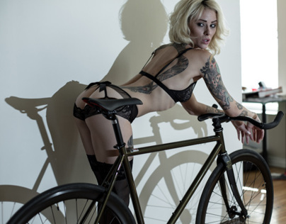 State Bicycle - Fall 2013 w/ Alysha Nett & Van Styles