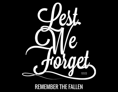 Remember the Fallen
