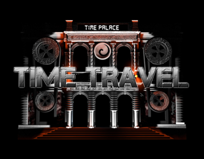 TIME TRAVEL [architectural 3D mapping]