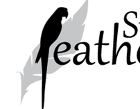 Strictly Feathers Logo