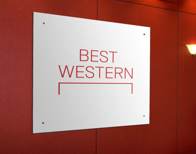 Best Western Hotels Re-Brand