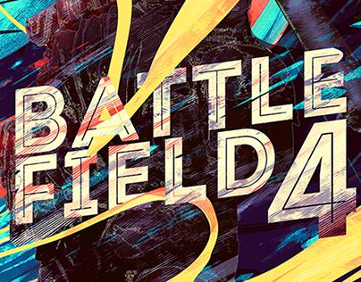 Battlefield 4 poster