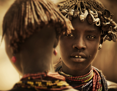 ETHIOPIA /TWO by Diego Arroyo