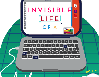 Invisible Life of a GHOST-DESIGNER