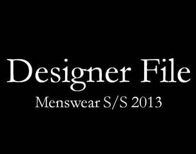 Designer File Part 1