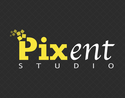 Logo Design for Pixel Entertainment Studio