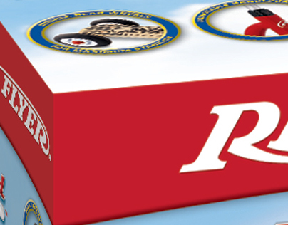 Radio Flyer Packaging