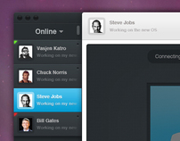Skype re-design