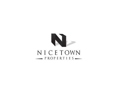 Recent Project Nice Town Logo for a real estate company