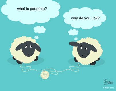 What is paranoia?