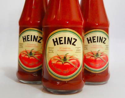 Heinz Package Re-Design