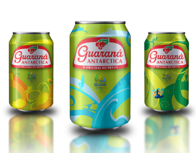 Guaraná Antartica - Olympics 2016 Edition