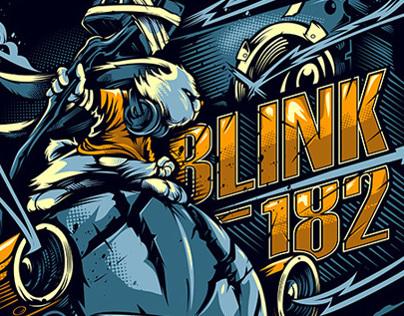 Blink-182 at Sands Bethlehem September 12, 2013