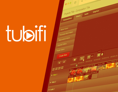 Tubifi - Web Application