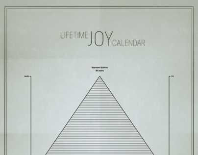 Lifetime Joy Calendar