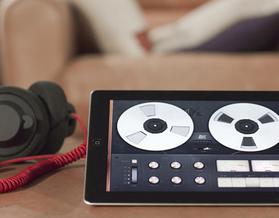 Reel Story - iPad Recorder
