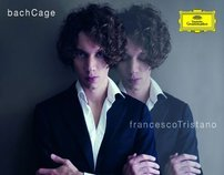 FRANCESCO TRISTANO bachCage / UNIVERSAL / Album Artwork