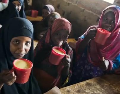 World Food Program USAs School Meals: Potential PSA