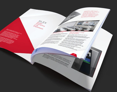 Silex| Print & Digital Brochures