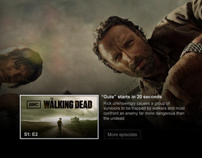 Netflix Post Play