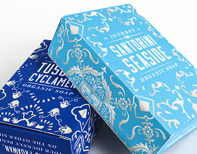 Journey | Soap Packaging