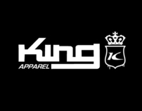 King Apparel Defy design..