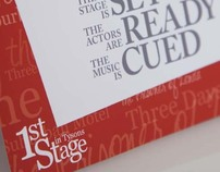 First Stage Theater | Gala Invite