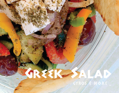Gyros And More Food Photography