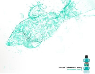 "Listerine Campaign ""Spit it Out"""