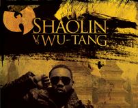 Shaolin Vs Wu-Tang Background