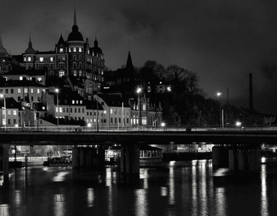 Stockholm - Night and Day (Oct 2013)