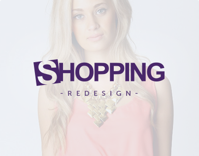 Shopping.hu - redesign