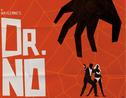James Bond Fan Art Posters