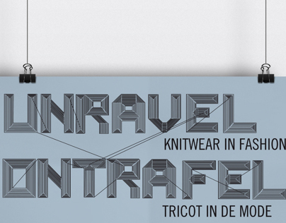 Unravel. Knitwear in Fashion, Tricot in de mode.