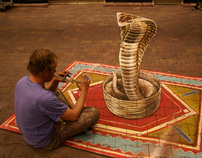 Intratuin Spectacular Snakeshow (1 april, Fools day)