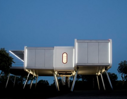 NOEM SPACECRAFT CONCEPT HOUSE
