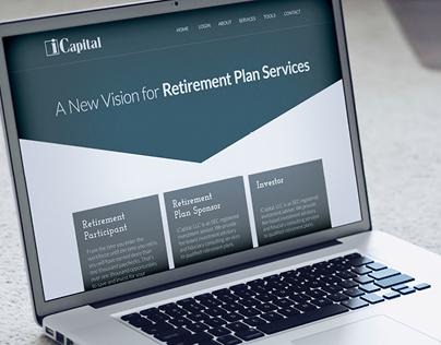 iCapital Website Design