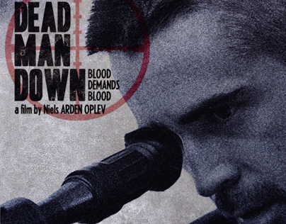 Dead Man Down - Alternative Movie Poster