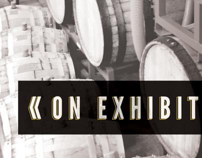 Quackenbush Rum Exhibit Panels